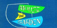 Mouse and Garden