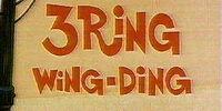 3 Ring Wing Ding