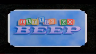 Little Go Beep Title Card