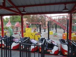Road Runner Express - Six Flags Magic Mountain