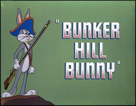 Bunker Hill Bunny title card