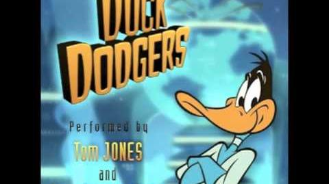 The Ballad of Duck Dodgers