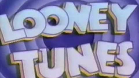Looney Tunes on Nickelodeon commercial - 1990