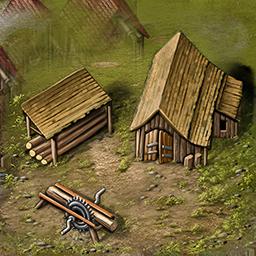 Lumber mill 256