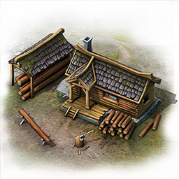 Woodcutter 256