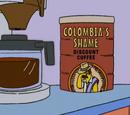Referencias a Colombia en Los Simpson