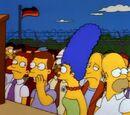 Referencias a Alemania en Los Simpson