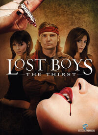 Lost Boys The Thirst cover