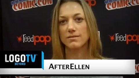 Zoie Palmer Interview (NYCC 2012)