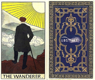 The Wanderer card (SDCC Comic Con 2013)