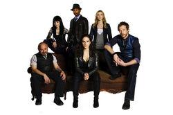 Cast (Season 1) Main