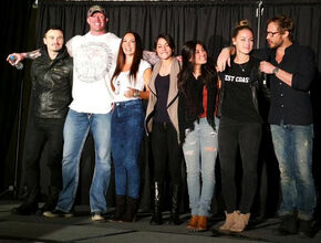 Lost Girl at Faebles 2 (2015)