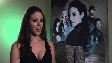 Anna Silk - Season 3 DVD Excluded Interview part 2
