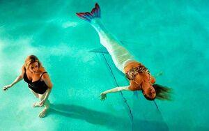 Mermaid and Lauren (410)