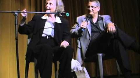 June Lockhart on Lost in Space, Irwin Allen, the Vegetable Rebellion episode