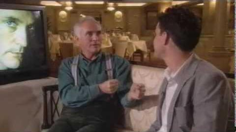 40-Minute Episode of 'Scene By Scene' with TERENCE STAMP (1998) - PT