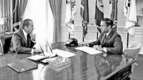 Watergate The 18 ½ Minute Gap and Haldeman's Notes