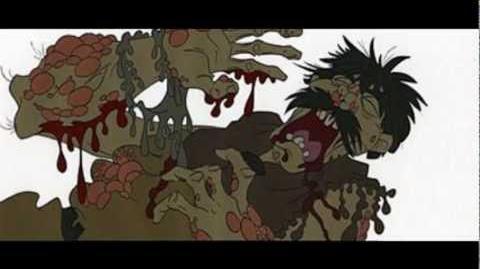 The Black Cauldron - Army of the Dead restored score Deleted scenes