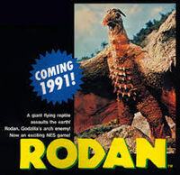 Rodan NES