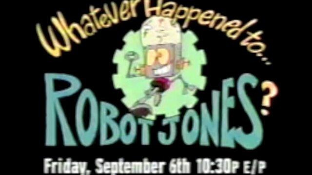 Robot Jones Promo WITH ORIGINAL VOICE!(EXTREMLY RARE!)