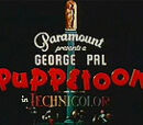 George Pal's Puppetoons (Partially lost theatrical cartoon series)