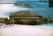 Bronze-spirt-band