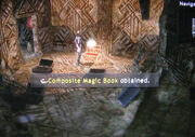Composite Magic Book