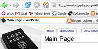 Logo Contest II/LogBook Placid Azylum5.png