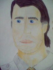 Frank Lapidus Blue Eyes