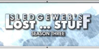 Sledgeweb's Lost Stuff