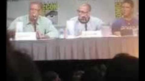Comic Con '08 LOST Panel Part 4