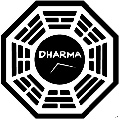 File:DHARMA Logo - The Time.png