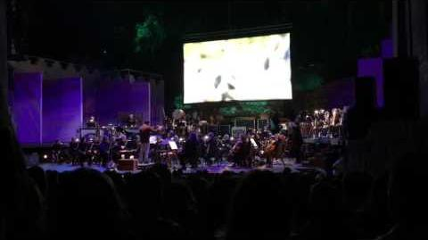 Michael Giacchino conducts LOST score