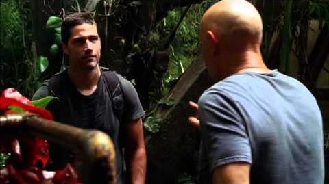 Lost - The Epic Saga of Jack Shephard and John Locke