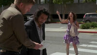 Sayid-is-distracted-by-Jacob