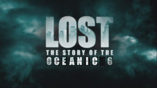 Archivo:Lost The Story of the Oceanic 6 logo.jpg