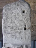 Rome Colosseum inscription 2
