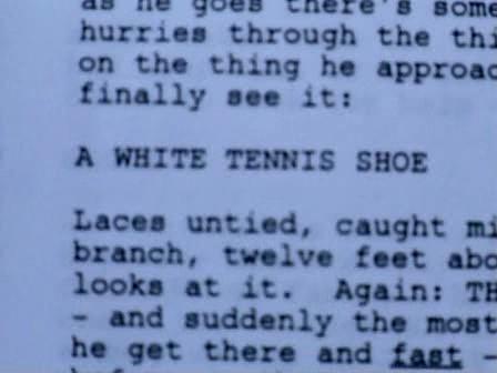 Archivo:Lost - whiteshoe - script.jpg