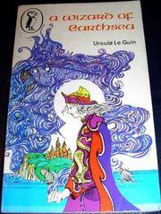 Wizard earthsea