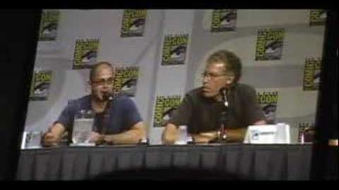 Lost at Comic Con '07 (clip 1 of 4)