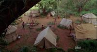 Hostile camp