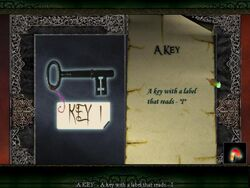 "Limbo of the Lost ""Key"""