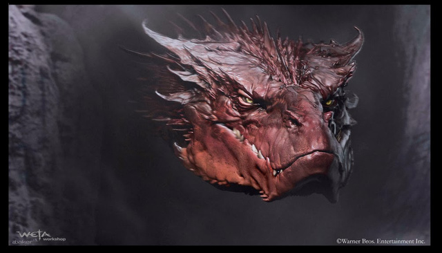 File:Smaug in progress Weta.jpg