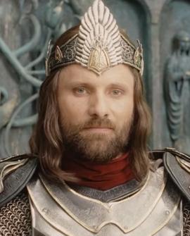 Aragorn w ekranizacji Petera Jacksona