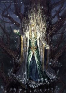 Ingwë King of the Vanyar