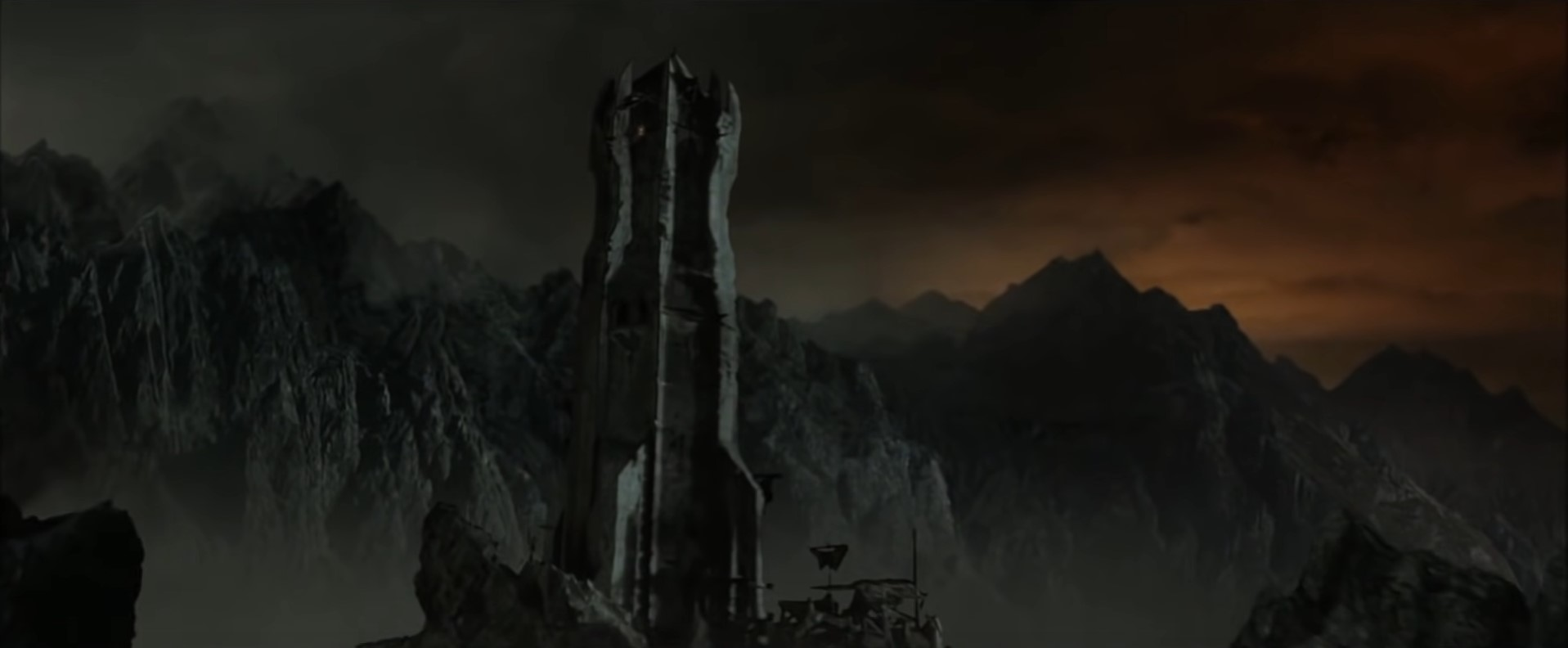 Tower of Cirth ungol