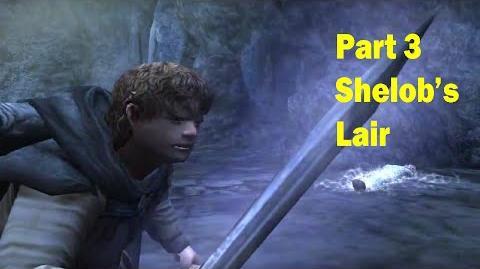 Shelob's Lair (level)