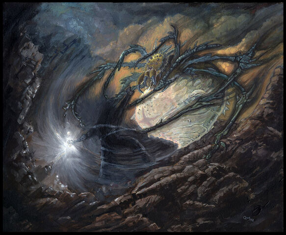 File:Morgoth and Ungoliant by Protoguy.jpg