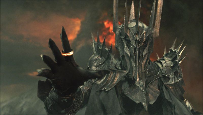 image sauronjpg the one wiki to rule them all