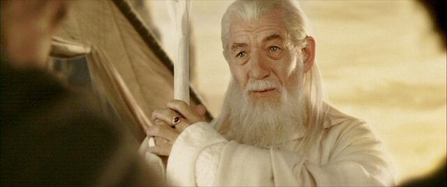 File:Gandalf with Narya.jpg